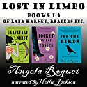 Lost in Limbo: Lana Harvey, Reapers Inc., Books 1-3 Audiobook by Angela Roquet Narrated by Hollie Jackson