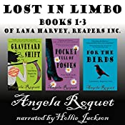 Lost in Limbo: Lana Harvey, Reapers Inc., Books 1-3 | Angela Roquet