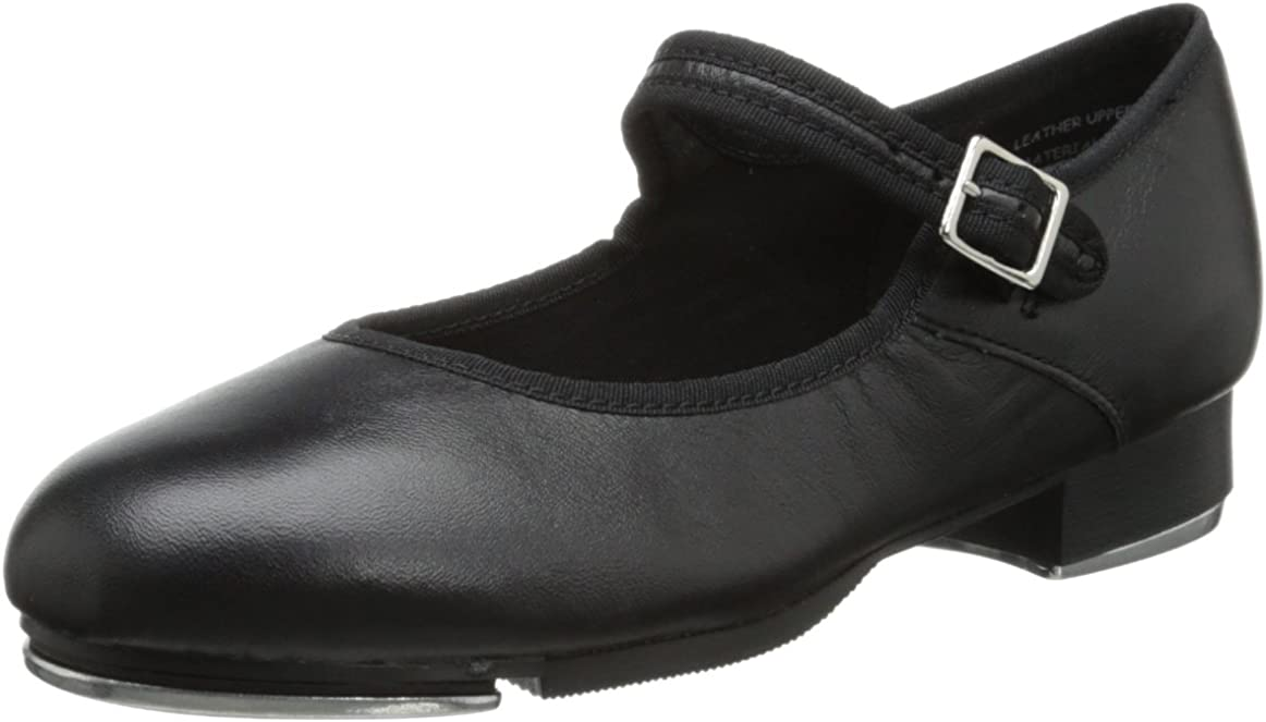 Capezio Womens Mary Jane Leather Low Top Buckle Ballet /& Dance Shoes
