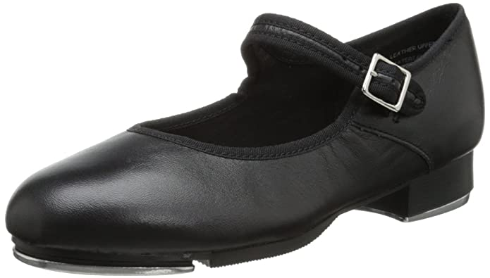 Retro Style Dance Shoes Capezio Womens 3800 Mary Jane Tap Shoe $49.48 AT vintagedancer.com