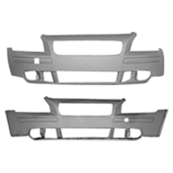 Paint To Match Front Front Bumper Cover For Volvo S40 V50 Vo1000149