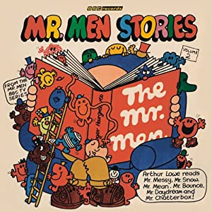 Mr Men Stories Volume 2 (Vintage Beeb) Audiobook