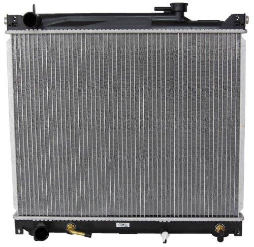 RADIATOR ASSEMBLY FITS SUZUKI 99-01 GRAND VITARA 2.5L V6 2500CC SZ3010118 CU2087 3005 SZ3010118 7461 CU2087 1770077E30 432457
