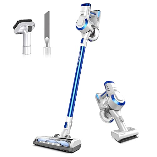JASHEN Cordless Powerful Stick Vacuum review