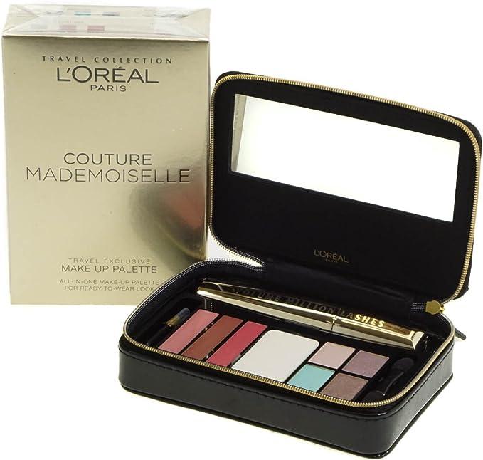 LOreal Paris LOreal Palette Couture Mademoiselle 1 Unidad 100 ml: Amazon.es: Belleza