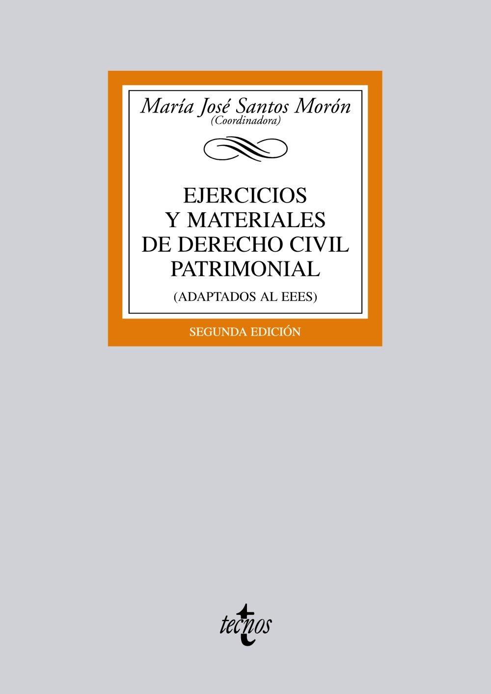 Ejercicios y materiales de Derecho Civil Patrimonial ...