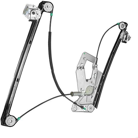 Front Left Driver Side Power Window Lift Regulator Replacement for BMW 1995 2001 2002 2003 525i 530i /& 1996 1997 1998 1999 2000 528i /& 1995 1997 1998 1999 2000 2001 2002 2003 540i /& 2000-2003 M5 Base