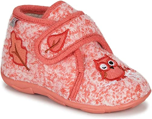 GBB Neopolo Slippers Girls Pink/Red