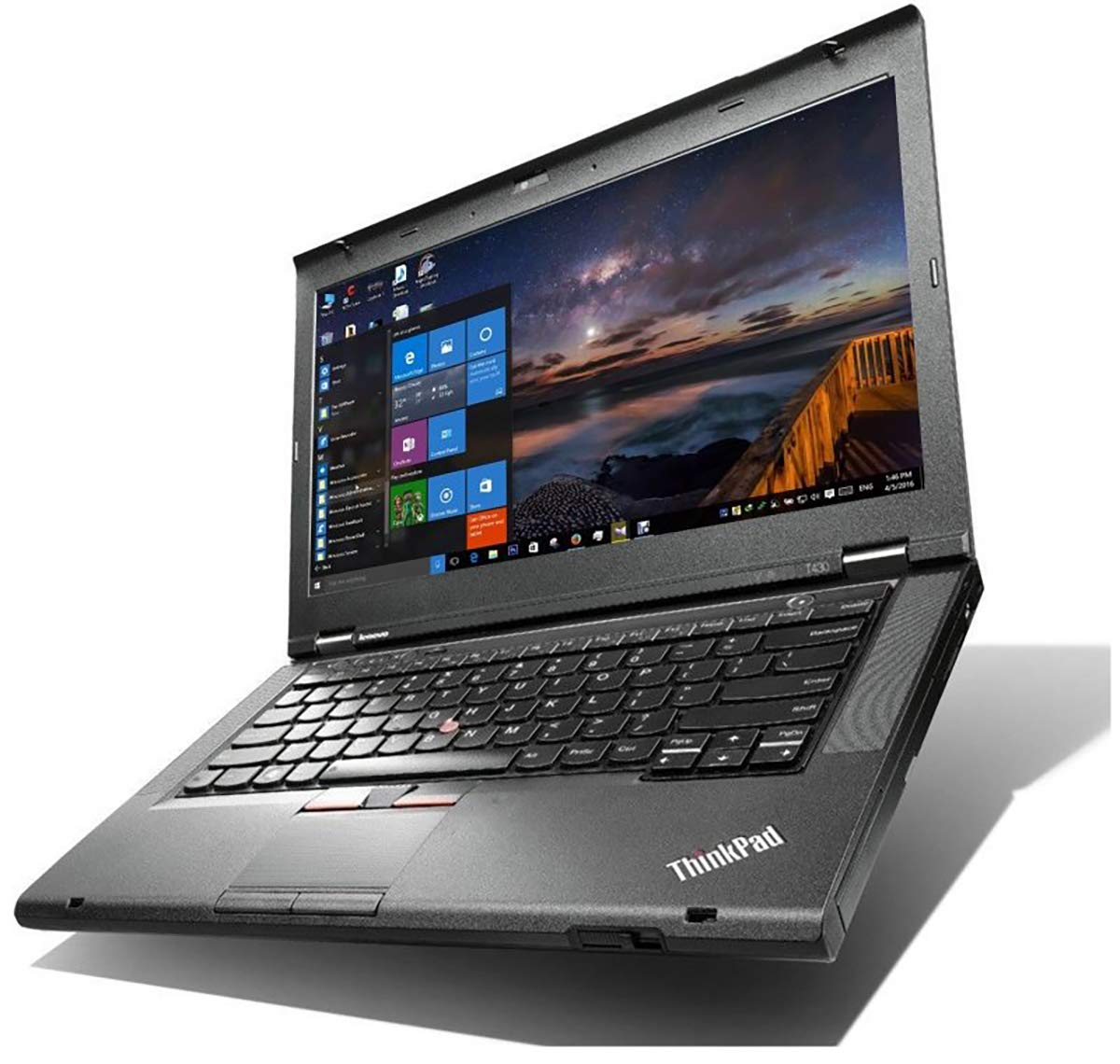 (Renewed) Lenovo Thinkpad T430-I5-8 GB-320 GB 14-Inch Laptop