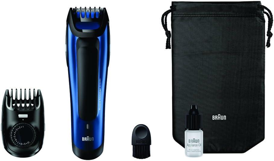 Braun BT 5030 - Recortadora de barba, con ajustes de longitud cada 0.5 mm: Amazon.es: Salud y cuidado personal