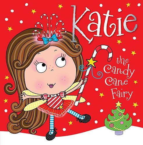 Katie the Candy Cane Fairy - Candy Story Cane