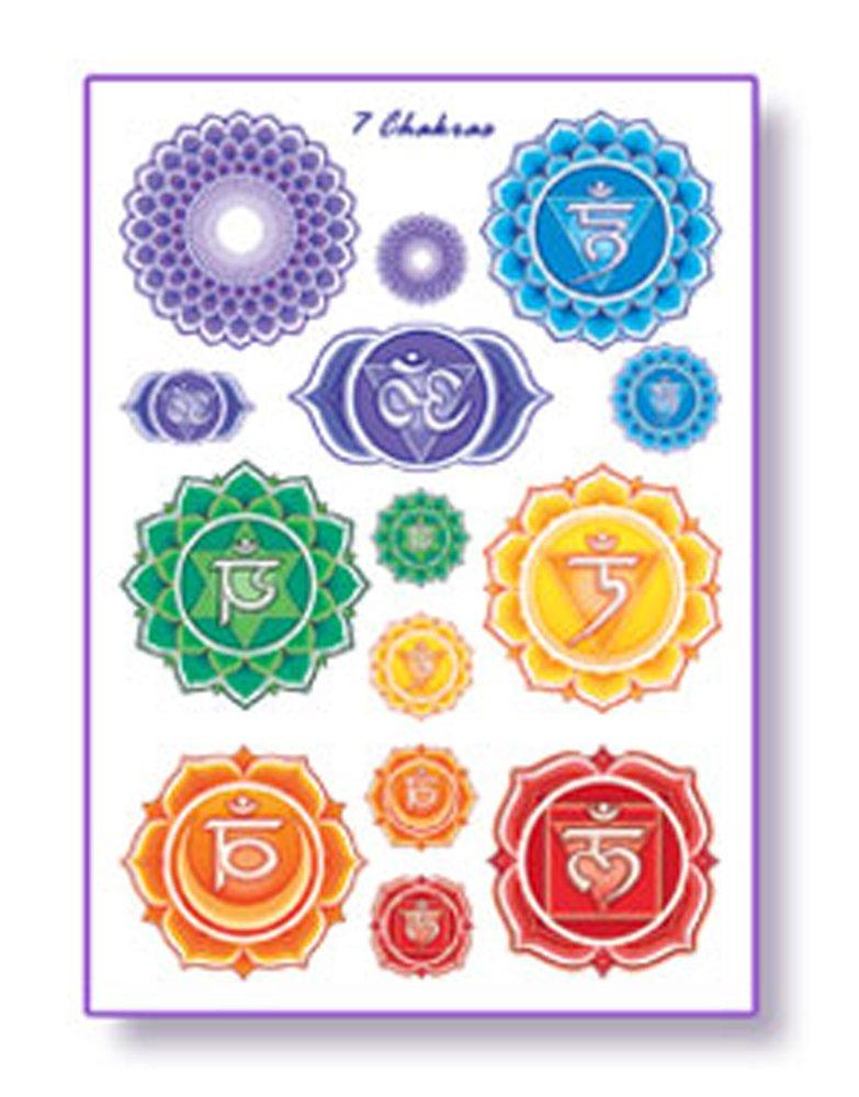 Amazon Chakra Healing And Meditation Tattoos Health Personal