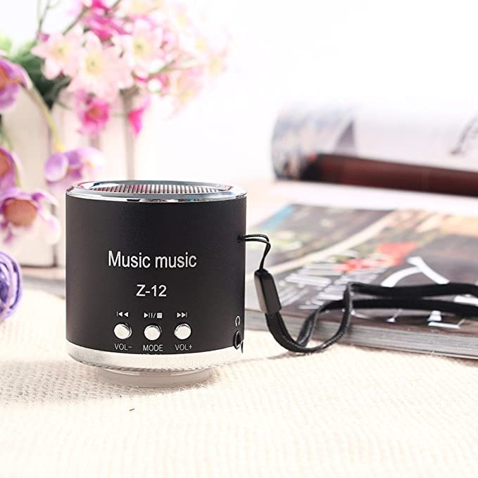Review DMYI Z12 Wireless Speaker