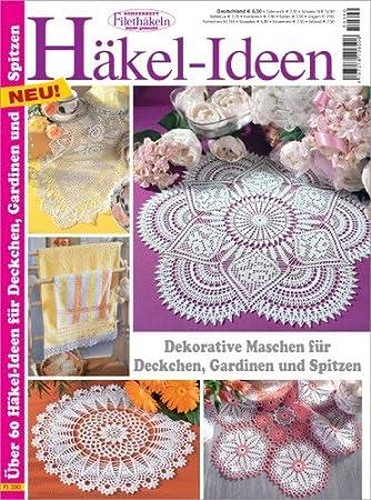 Oz Verlag Filethäkeln leicht gemacht - Sonderheft - FI390: Amazon.de ...