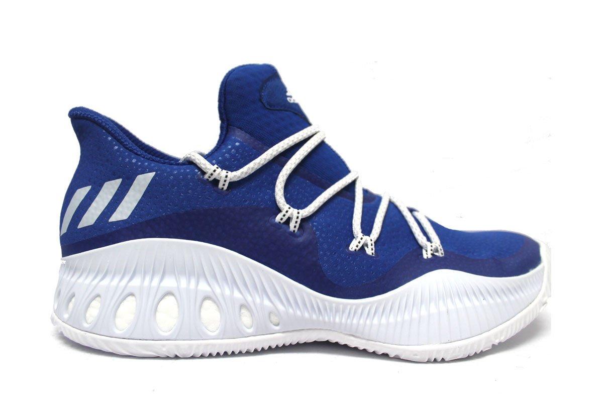 adidas Crazy Explosive Low Shoe Men's Basketball B078ZHH9P3 12 D(M) US Collegiate Royal/Running White