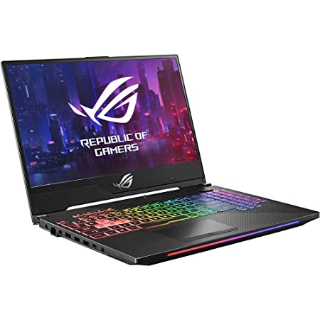 Notebookgamer - Asus Gl504 Scar Ii I7-8750h 2.20ghz 16gb 500gb Ssd Geforce Rtx 2060 Windows 10 15