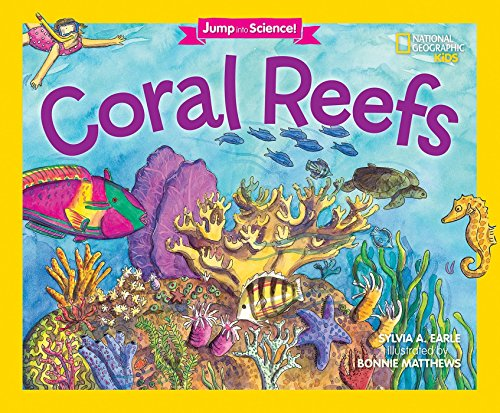 Jump into science: Explore coral reefs