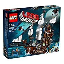 LEGO Movie 70810 Metal Beard's Sea Cow (Discontinued by manufacturer) by LEGO