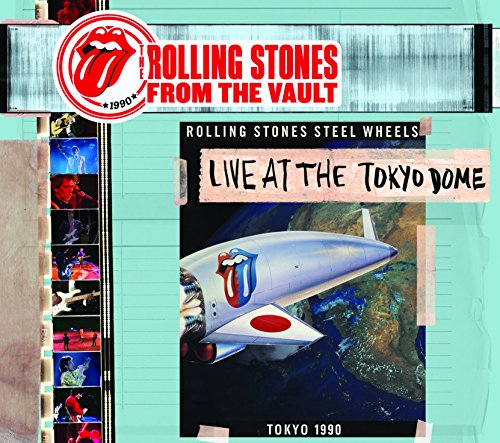 From the Vault: Live at the Tokyo Dome 1990 (1 DVD + 2 - Stone Continental