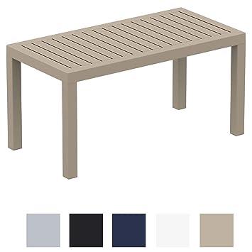 Clp Lounge Tisch Ocean I Wetterfester Gartentisch Aus Uv Bestandigem
