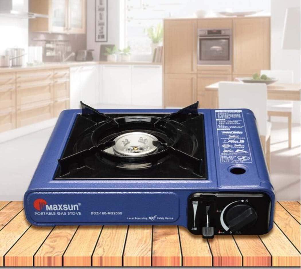 Estufa de Gas para Acampar, Cocina, Quemador Individual ...