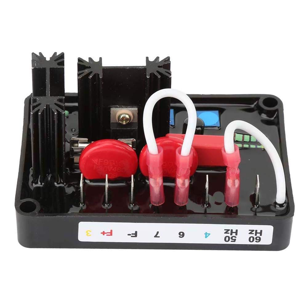 Voltage Regulator Automatic Voltage Regulator 190~240V AC AVR Generator Accessories