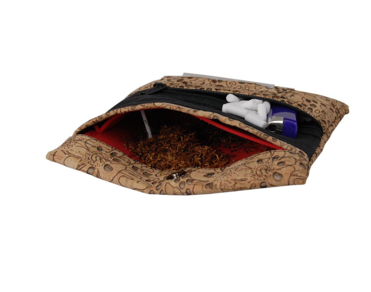 Más amplia, compartimentos para boquillas, papel y picadura. BOLSA INTERIOR EXTRAÍBLE de goma EVA, humedad controlada: Amazon.es: Equipaje