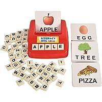 لعبة مطابقة الرسالة لتعليم القراءة والكتابة، 60 بطاقة باللغة الإنجليزية لتعليم تهجئة الكلمات، ولعبة لوحية لتحسين الذاكرة…