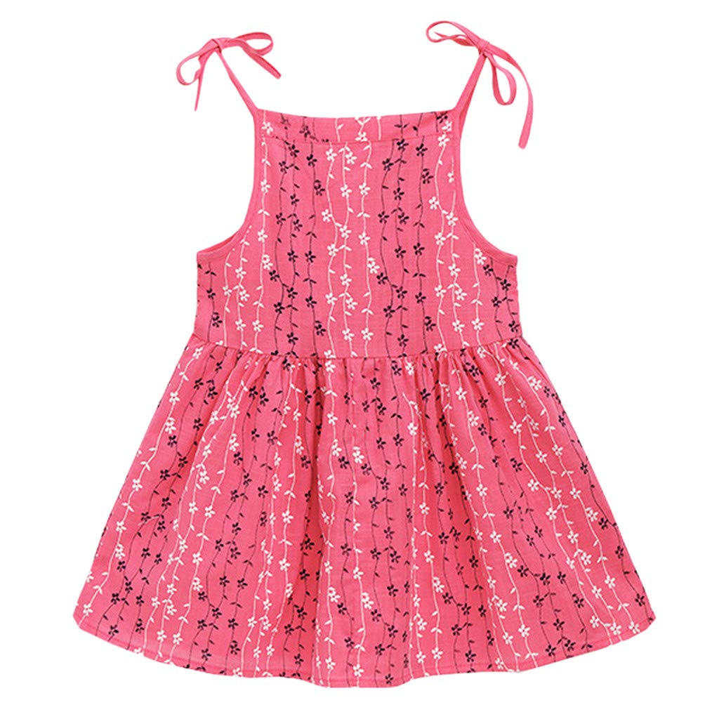 Amazon.com: Girls Princess Dresses Vertical Bar Adjustable Skirt Camisole Wedding Birthday Party Babies Girls Ball Gowns Toponly: Appliances