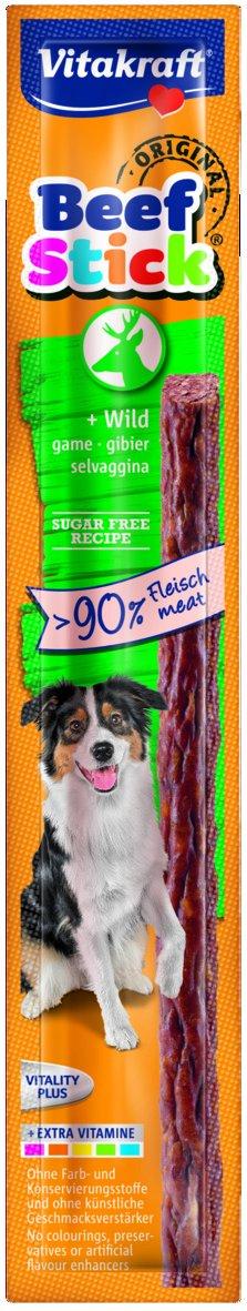 Vitakraft - 23029 - Beef-Stick au Gibier P/1 230292