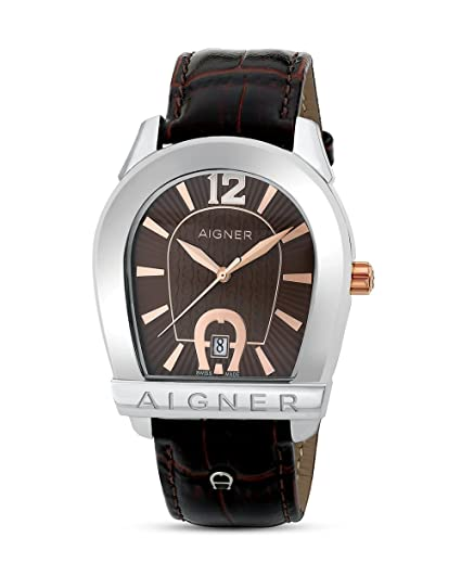 san francisco hot new products info for Aigner men's watch Viterbo Analogue Quartz A101008: Amazon ...