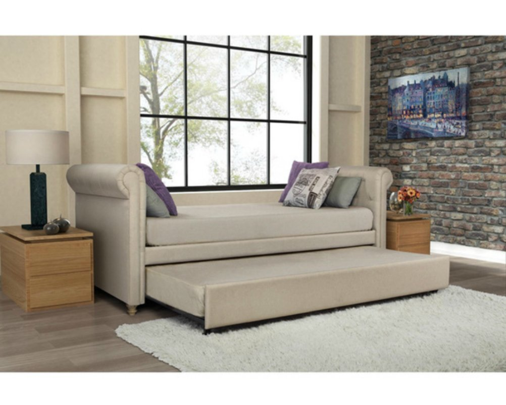 Amazoncom Best Trundle Sofa Bed Beautiful Modern Amazing Detail
