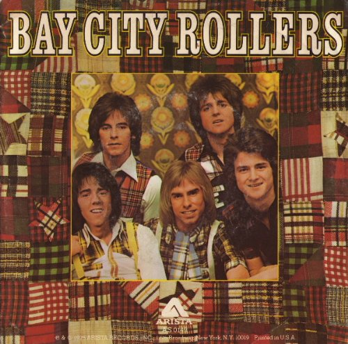 BAY CITY ROLLERS - Bay City Rollers - Saturday Night / Marlina - [7