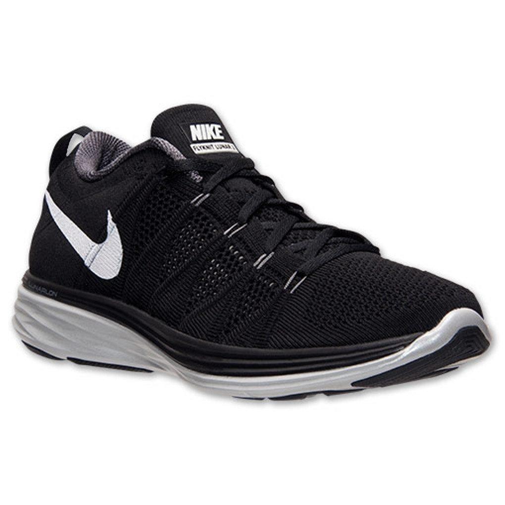 1c06364322 Galleon - Nike Flyknit Lunar2 Mens Running Shoes