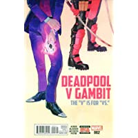 Deadpool Vs. Gambit #2 VF/NM ; Marvel comic book