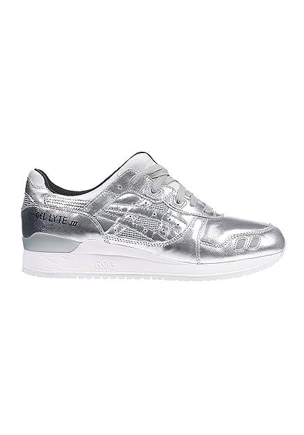 best service 583b8 68f91 Asics Gel-Lyte III, silver-silver, 12: Amazon.co.uk: Shoes ...