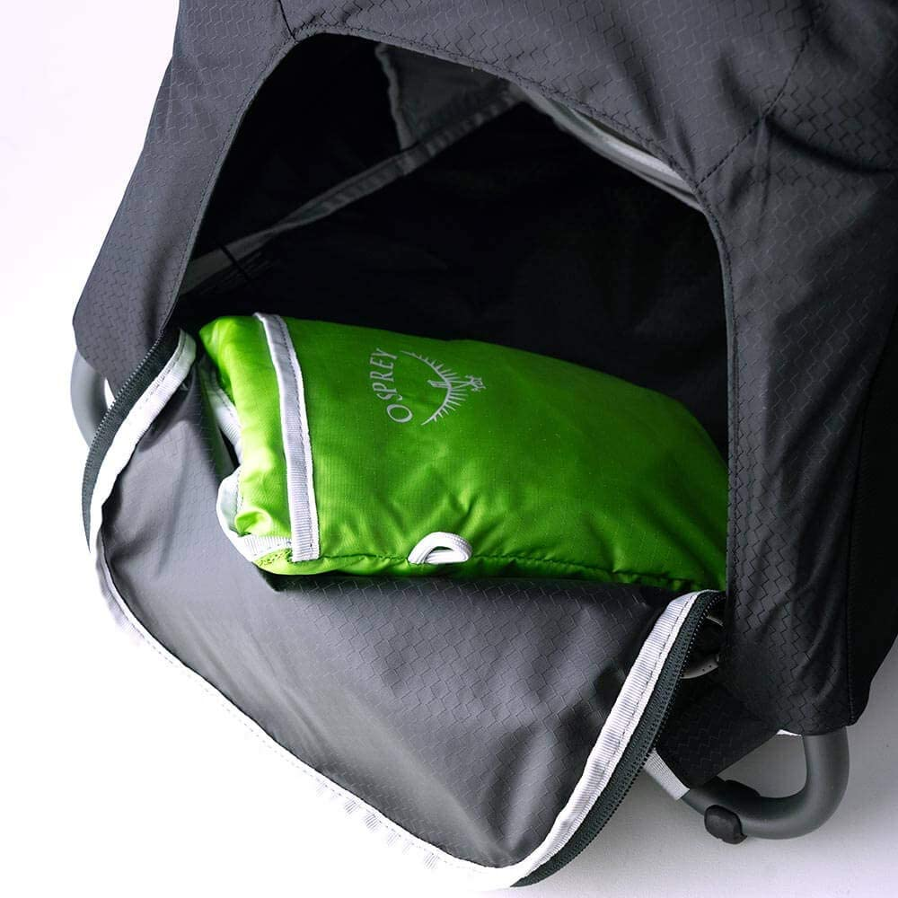 Unisex Osprey Poco Plus Kindertragerucksack zum Wandern