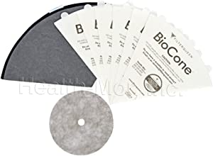 FilterQueen Majestic BioCone Premium Semi-Annual Filter Pack