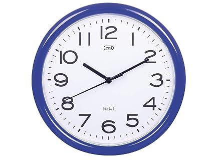 Trevi OM 3528 D Orologio Digitale Radiocontrollato con Sensore Esterno Senza Fili Sveglia Bianco Grande Display e Ampio Angolo di Lettura Calendario Multilingue Termometro