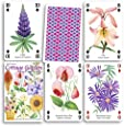 The Famous Cottage Garden Playing Cards from Heritage Playing Card Company - Product Ref. 1041