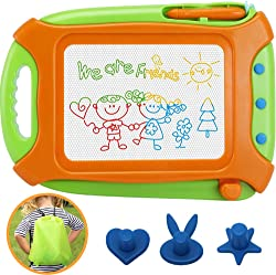 Top 10 Best Magnetic Doodle Drawing Board For Kids (2020 Reviews & Buying Guide) 2
