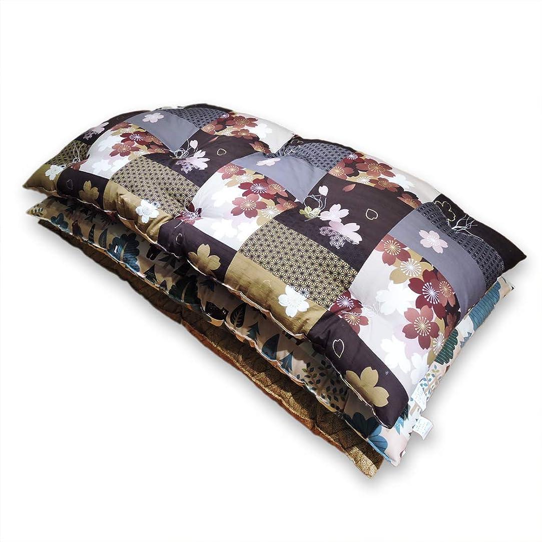 高原賭け日付エムール 【日本製】 布団職人が作ったまるで布団のような長座布団 (ごろ寝マット)