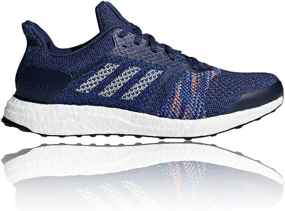 adidas - Zapatillas de trail running de Sint�tico Hombre, color Azul, talla 44 EU: Amazon.es: Zapatos y complementos