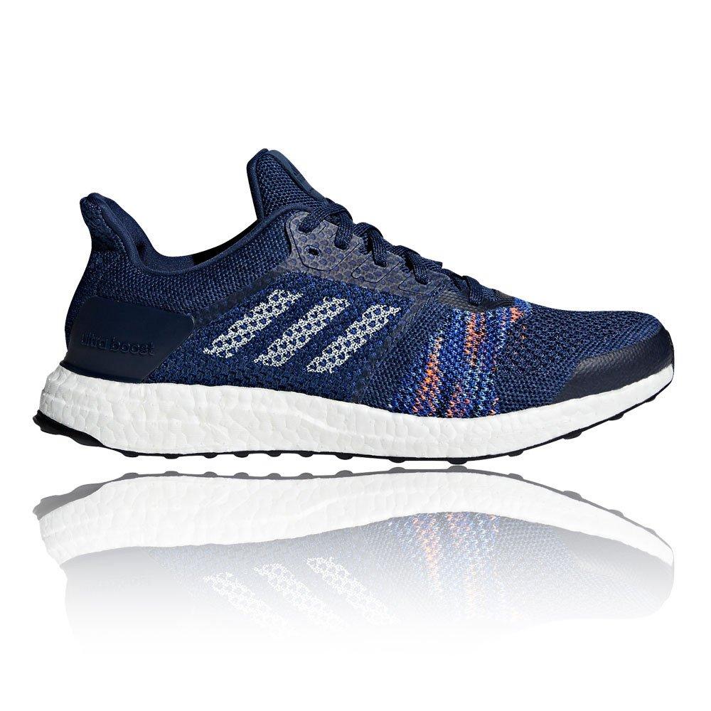 Adidas Ultraboost St M, Zapatillas de Trail Running para Hombre 44 2/3 EU|Azul (Indnob/Ftwbla/Maruni 000)