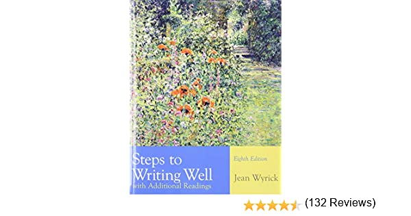 Amazon steps to writing well with additional readings amazon steps to writing well with additional readings 9781428292055 jean wyrick books fandeluxe Image collections