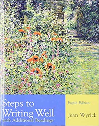 Amazon steps to writing well with additional readings steps to writing well with additional readings 8th edition fandeluxe Choice Image