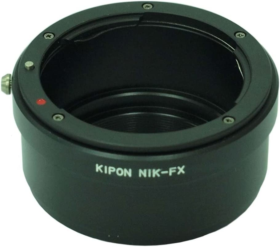 Kipon Adapter for NIkon F lens to Fujifilm X-PRO1 X-E1 camera