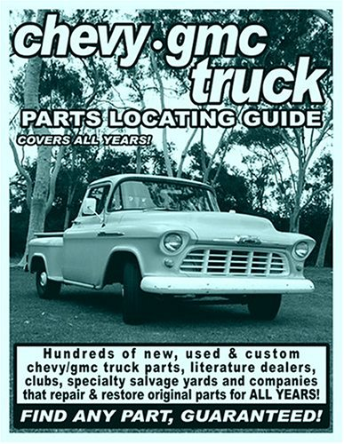 Chevy / GMC Truck Parts Locating Guide