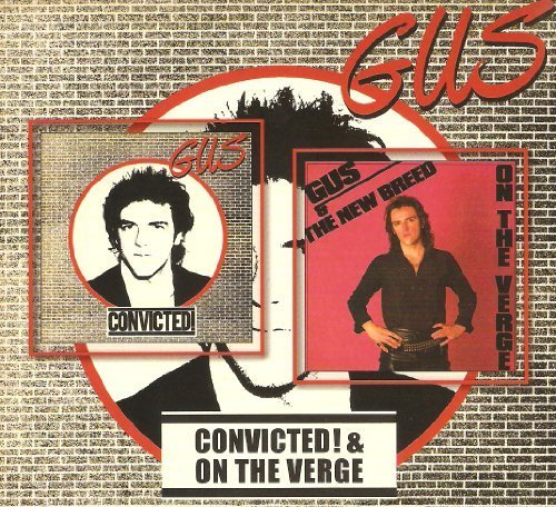 Gus - Convicted & On The Verge (2 on 1 Digipak-CD) (2012-05-04) -  Tone Arm