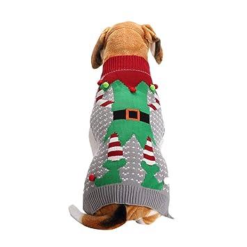 armiSweater Hund Stricken Pullover Hund Hoodie Woolen